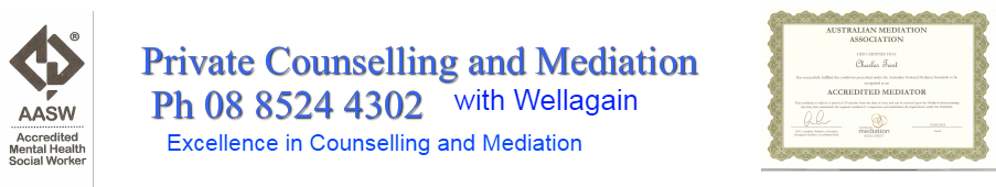 Private Counselling and Mediation
